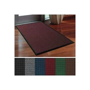 waterhog Mat 2 x3 Red black 1 each