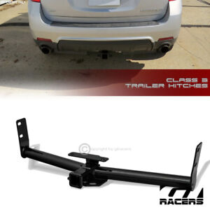 Class 3 Trailer Hitch Receiver Rear Bumper Towing 2 For 2005 2017 Chevy Equinox