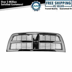 Front Chrome Grille For Dodge Ram Pickup Truck 2500 3500 Brand New