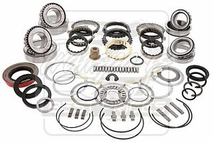 Fits Ford T5 World Class Transmission Deluxe Bearing Rebuild Kit 87 93