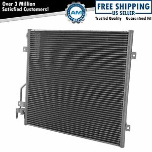 Ac Condenser A c Air Conditioning For Jeep Liberty Truck Suv New