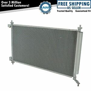 Ac Condenser A c Air Conditioning With Receiver Drier For Nissan Cube Versa New