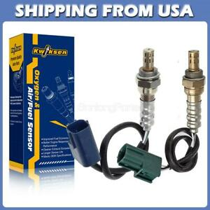Downstream Left Right Oxygen O2 Sensor 2 Bank1 Bank 2 For 03 06 Nissan 350z 3 5l