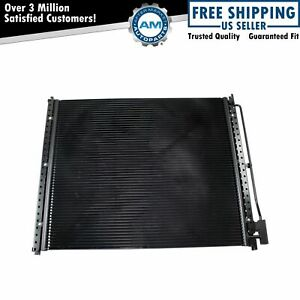 Air Conditioning Ac A c Condenser For 99 07 Ford Super Duty Pickup Excursion New