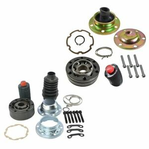 Drive Shaft Cv Joint Rebuild Kit Front For Jeep Grand Cherokee Liberty