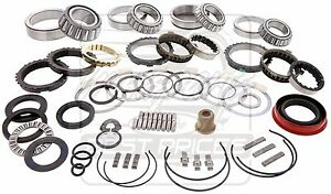 Ford Chevy T5 T 5 World Class 5 Speed Transmission Bearing Kit W Synchros Deluxe