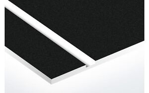 Package Of 3 Laser Engraving Stock Sheets Black white 12 x24 Duets By Gemini