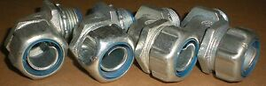 Electrical 4240 T b 1 2 Short Elbow Thomas Betts Fittings Nylon Insulated 4 Pc