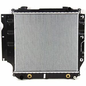 Radiator For 2005 06 Jeep Wrangler tj 1 Row