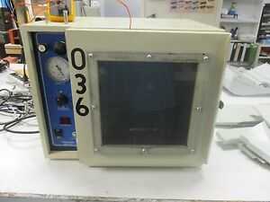 Vwr Sheldon Shel lab Model 1410 Vacuum Oven Tested Good
