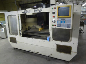 Vf3 Haas Cnc Vertical Machining Center 27885