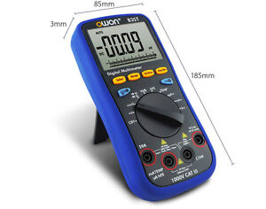 Owon B35t T rms Digital Multimeter With Temperature Meter Bluetooth Android Dmm