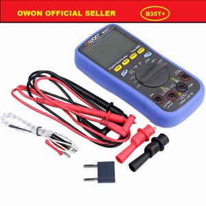 Owon B35t Multimeter True Rms Measurement Bluetooth Ble 4 0 Android Offline Rec