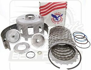 Chevy 700r4 4l60e 4l70e Transmission 3 4 Power Pack Rebuild Kit Servo Monster