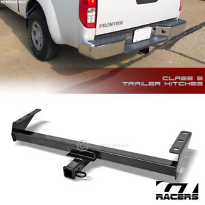 For 2005 2018 Frontier Equator Class 3 Trailer Hitch Receiver Rear Bumper Tow 2