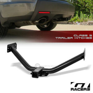 Class 3 Trailer Hitch Receiver Rear Bumper Towing Kit 2 For 2007 2013 Acura Mdx