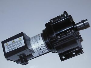 Dayton Gearmotor 4z132b 90 Vdc 51 Rpm 1 20 Hp Excellent Condition