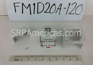 Electronic Timer Fm1d20a 120 Genuine Fg Wilson Generator Part