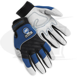 Metalworker Gloves From Miller extra large