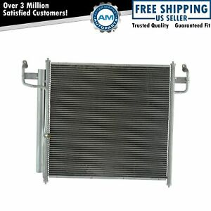 Ac Condenser A c Air Conditioning With Receiver Drier For Nissan Infiniti Truck