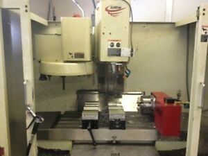 Used Fadal Vmc 4020 Cnc Vertical Mill 2001 40 20 20 10000 Rpm Vmc Clean Haas