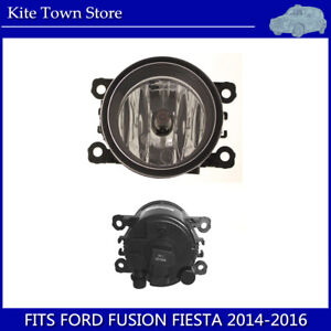 2014 2015 2016 Fog Light Lamp Replacement For Ford Fusion Fiesta H11 Model