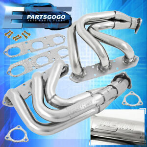 For Porsche 911 996 997 N a Racing Stainless Steel Performance Exhaust Header