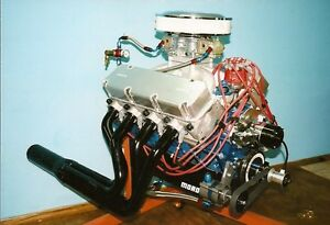 The 800 Plus Horse 460 520 Big Block Ford Racing Engine 7hr Dvd 2 Disc Set