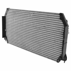 Ac Condenser A c Air Conditioning For Toyota Camry Solara Lexus Es300 Brand New