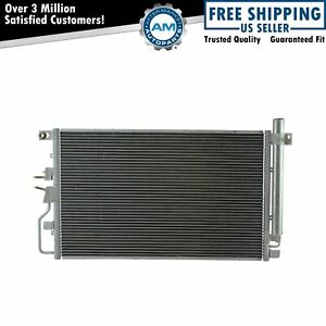Ac Condenser A C Air Conditioning W Receiver Drier For Chevy Gmc Truck Suv