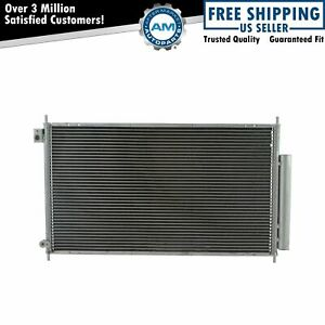 Ac Condenser A C Air Conditioning With Receiver Drier For 04 08 Acura Tsx New