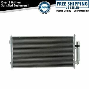 Ac Condenser A c Air Conditioning With Receiver Drier For 07 12 Nissan Sentra