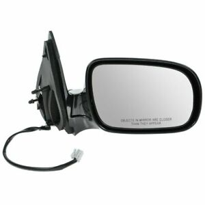 Power Heated Side View Mirror Folding Passenger Right Rh For Chevy Olds Pontiac