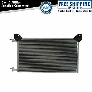 Ac Condenser A C Air Conditioning For Chevy Gmc Cadillac Pickup Truck Suv New