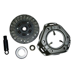 Clutch Kit Ford Tractors 8n 9n 2n Naa 600 800 2000 4000 9 10 Spline