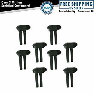 Ignition Coils Kit Set Of 8 For Chrysler Dodge Jeep Ram Truck 5 7l 6 1l V8 Hemi