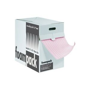 anti static Air Foam Dispenser Packs 1 8 x12 x175 Pink 1 each