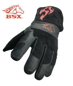 Black Stallion Xtreme Bsx Stick mig Gloves Bs50