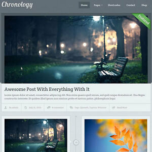 Wordpress chronology Website Ecommerce Magazine Theme For Sale free Hosting