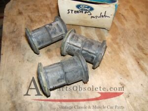 Ford Mustang Pinto Rack And Pinion Steering Now Bushings Nos D6zz 3c716c Lot Of