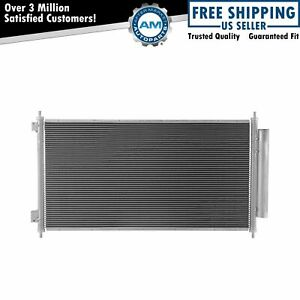 Ac Condenser A c Air Conditioning With Receiver Drier For Honda Accord Crosstour