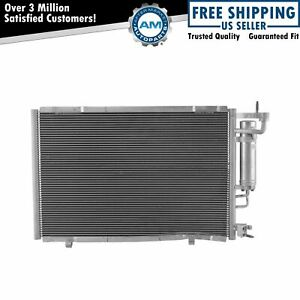 Ac Condenser A c Air Conditioning With Receiver Drier For 11 13 Ford Fiesta New