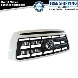 Oem 53100 0c240 a0 Grille Super White Code 040 For 10 13 Tundra Rock Warrior New