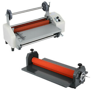Cold Laminator Manual Roll Vinyl Photo Film Laminating Machine 25 5 29 5 39 51