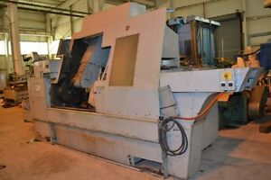 Sc25 Warner Swasey m4500 4 axis Cnc Turret Lathe 27082