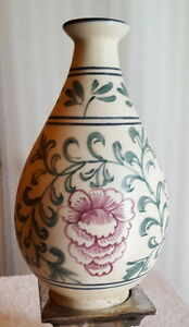 Antique Chinesse Pottery Vase
