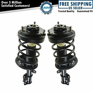 Loaded Quick Complete Strut Spring Assembly Front Pair Set 2pc For Tiburon