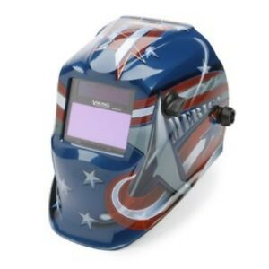 Lincoln Electric Viking 1840 All American Welding Helmet K3173 3