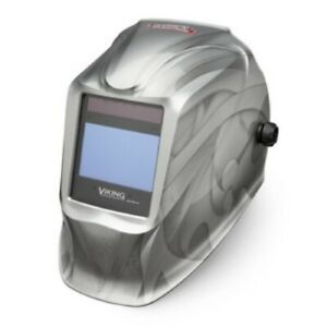 Lincoln Electric Viking 2450 Heavy Metal Welding Helmet K3029 3