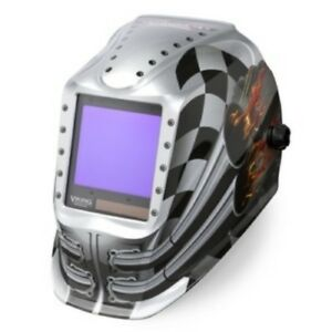 Lincoln Electric Viking 3350 Motorhead Welding Helmet K3100 3